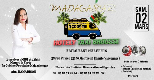HOTELY TAXI BROUSSE